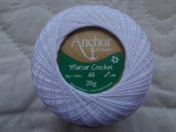 画像2: Mercer Crochet#40 col.7901