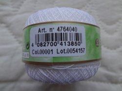画像3: Mercer Crochet#40 col.0001 (在庫限り)