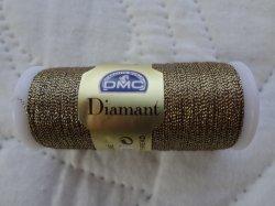 画像1: Diamant ゴールド&ブラック D140