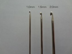 画像2: PRYM Cro-Tat needles 1.0mm