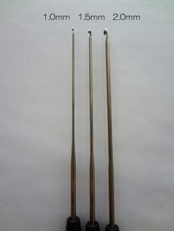 画像3: PRYM Cro-Tat needles 1.0mm