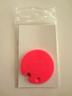 画像1: Needle Threader/Cutter  Pink/Medium
