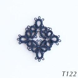 画像2: タティングレース糸 細 T122