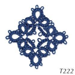 画像2: タティングレース糸 中 T222