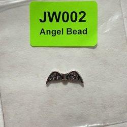 画像1: Angel Wing Bead, JW002
