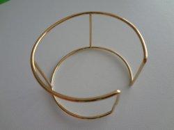 画像1: Bangle Frame Gold