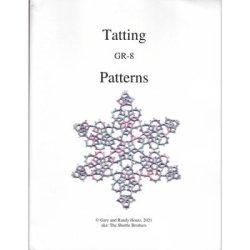 画像1: Tatting GR-8 Patterns