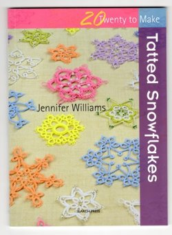 画像1: Tatted Snowflakes (Jennifer Williams)