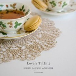 画像1: Lovely Tatting: Doilies for Spring and Summer