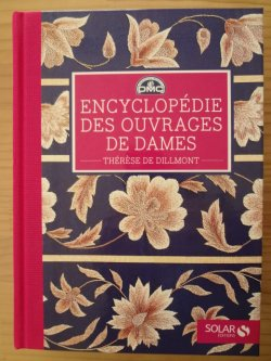 画像1: DMC 手芸百科事典(ENCYCLOPEDIE OUVRAGES DE DAMES)