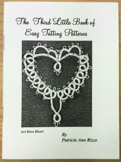 画像1: The Third Little Book of Easy Tatting Patterns (Rizzo)