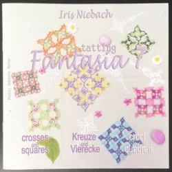 画像1: Tatting Fantasia 7 (Iris Niebach)